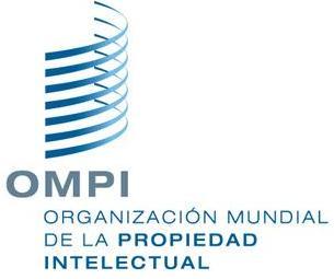 OMPI Organización Mundial de la Propiedad Intelectual